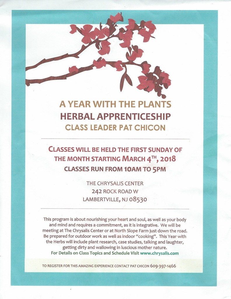 HerbApprentice 2018
