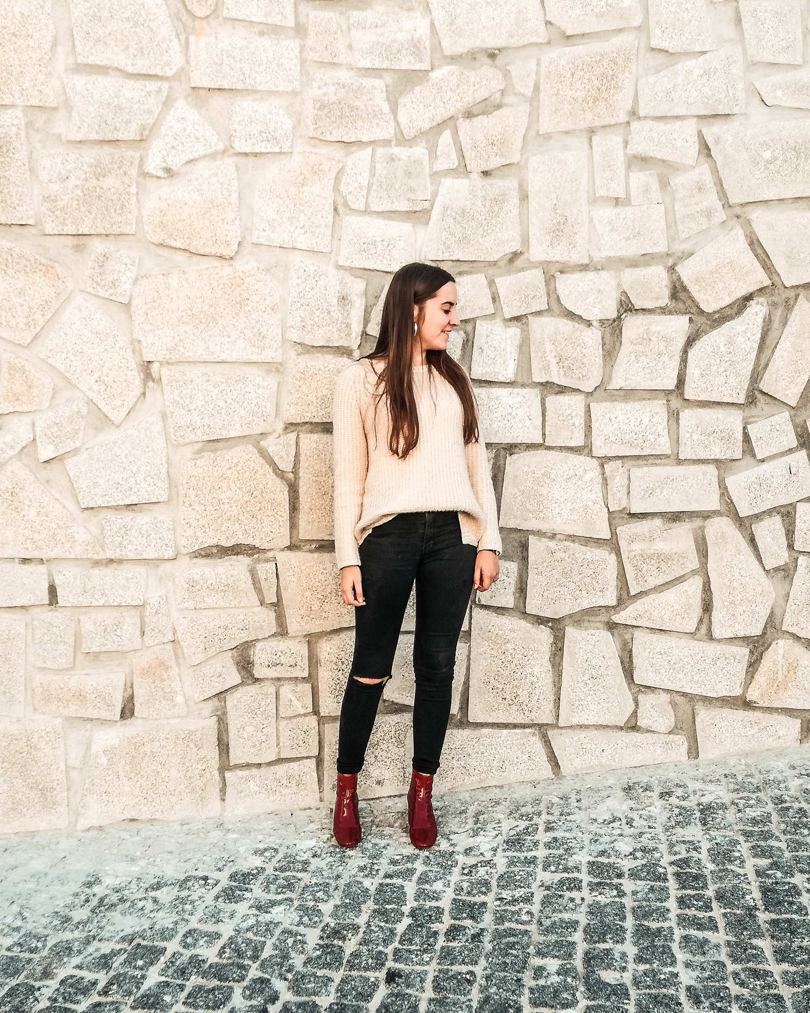 Outfit | Vinil Boots
