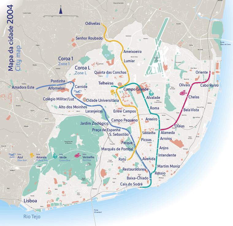 rato lisboa mapa Metropolitano de Lisboa [2018]   SkyscraperCity rato lisboa mapa