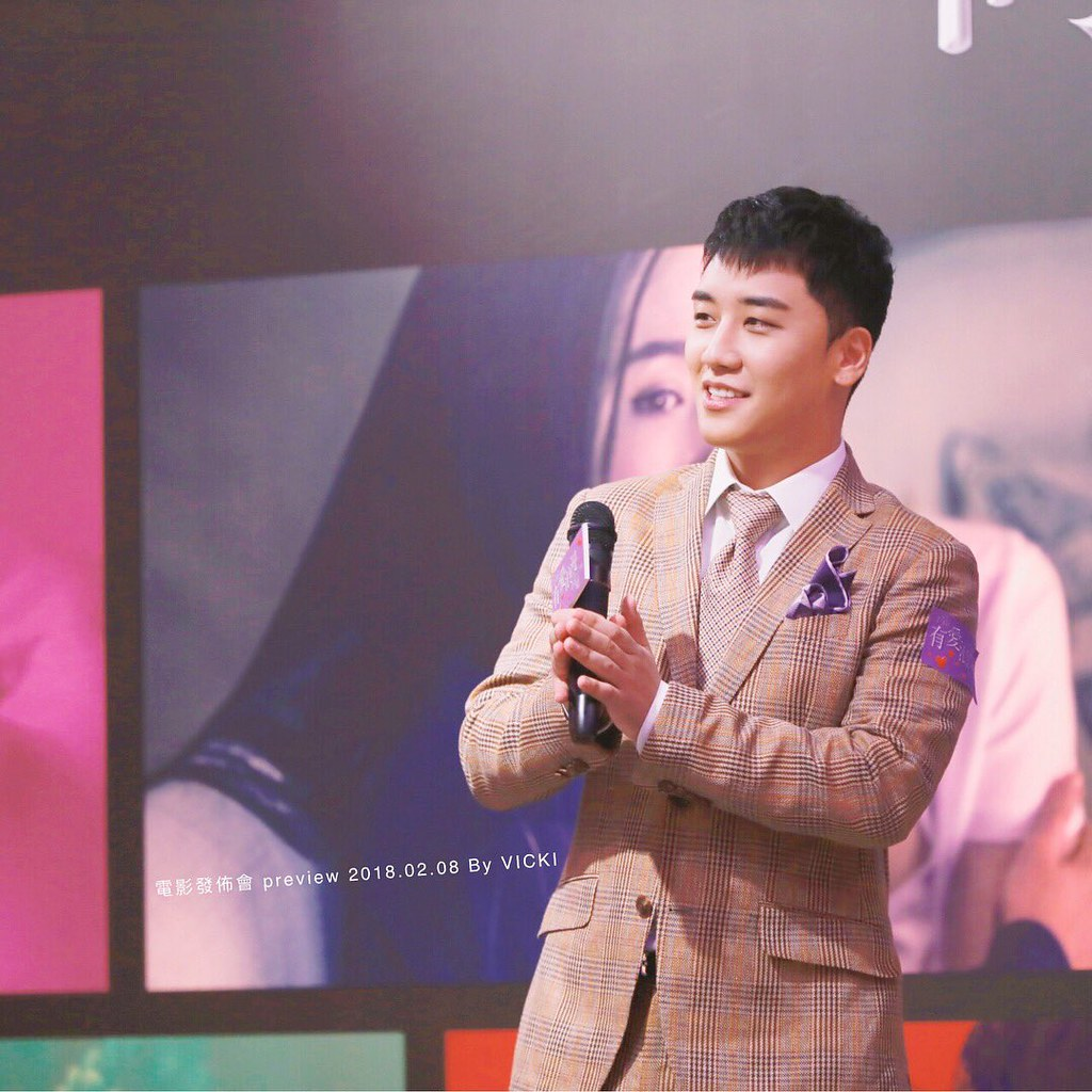 BIGBANG via pandariko - 2018-02-08 (details see below)