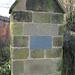 Stone pillar box