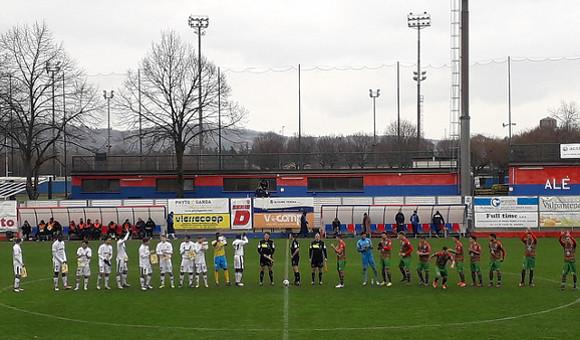 Virtus Verona-Union Feltre 1-0, Massimo Goh da tre punti!