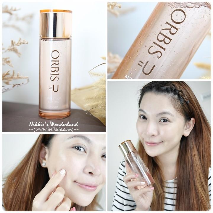 ORBIS =U 潤澤活顏化妝水