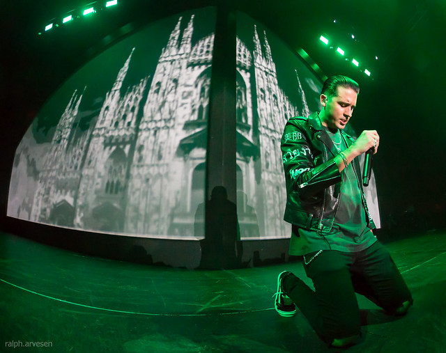 G-Eazy performing in Austin, Texas (2018-02-18)