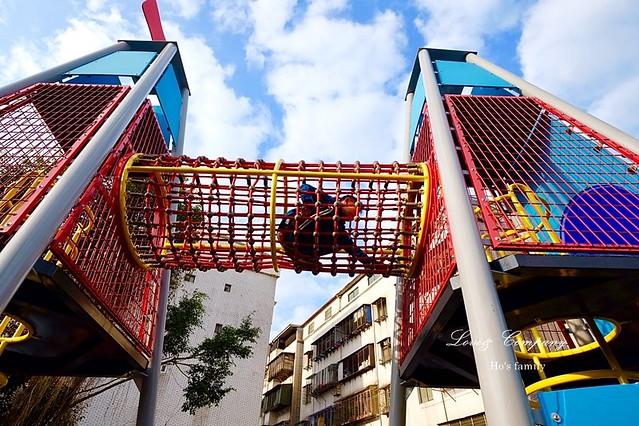 【台北特色公園】康樂綠地9