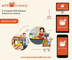 POS For Grocery - A Complete POS Software Solution for Grocery