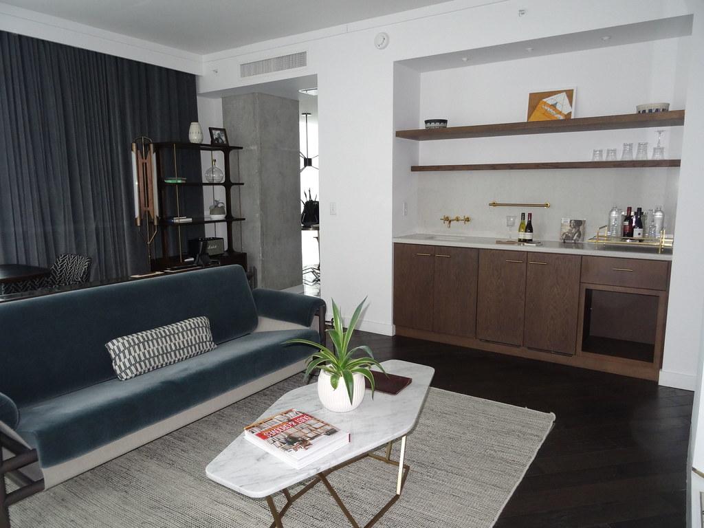 Living Room at Thompson Nashville