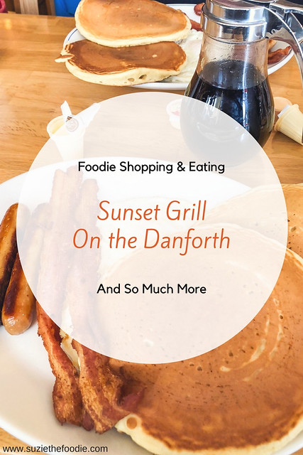 Looking For Food, PC Mini Review & Brunch At Sunset Grill