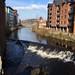 Wicker Weir, River Don, Sheffield