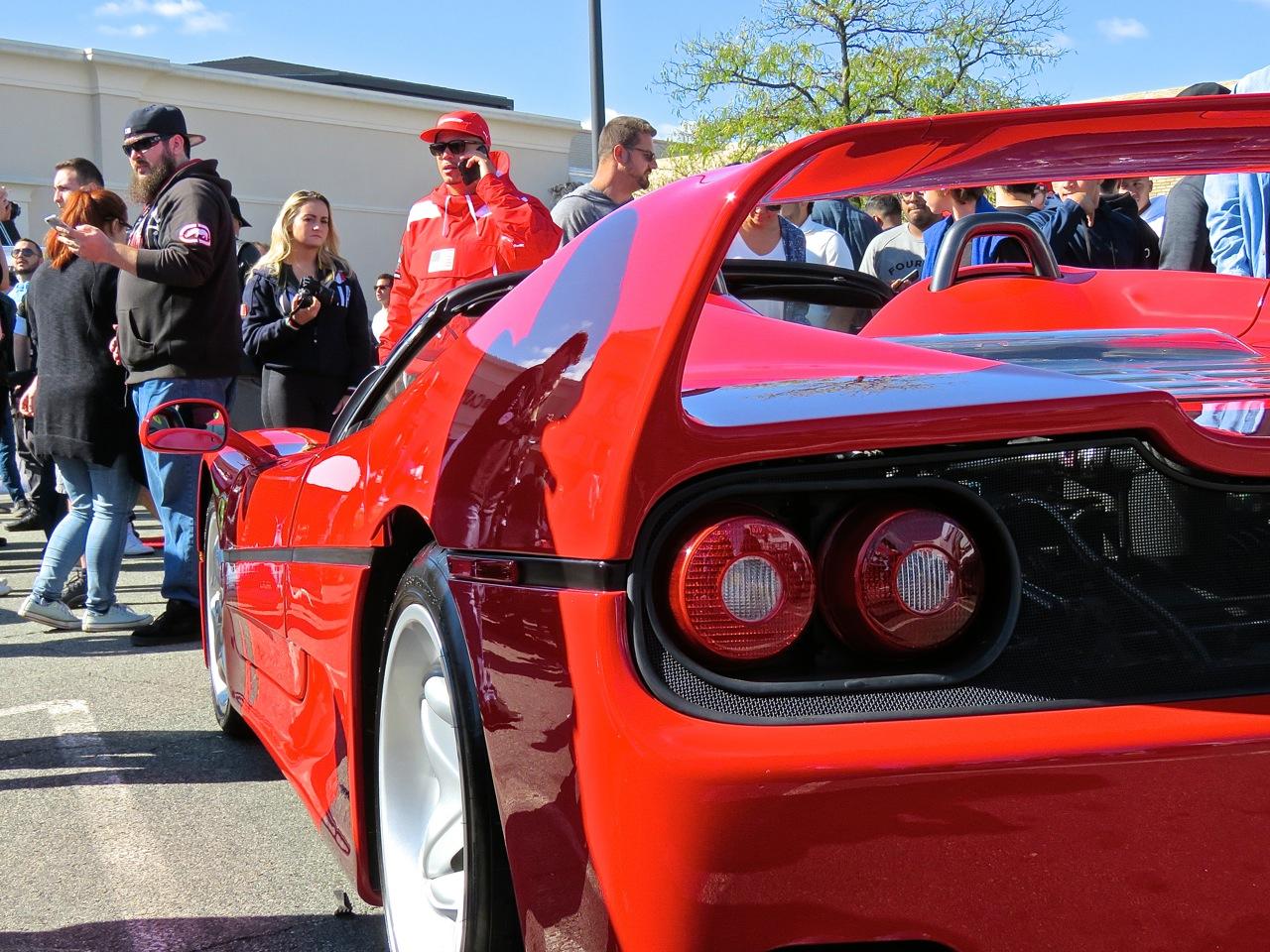 Ferrari F50 Cars and Caffe 3