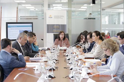 10 de enero de 2018 - Comisión de Relaciones Internacionales