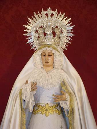 La Humilde y Fervorosa Hermandad de Nuestra Señora del Consuelo.