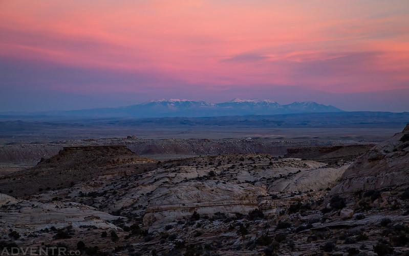 La Sal Sunset View
