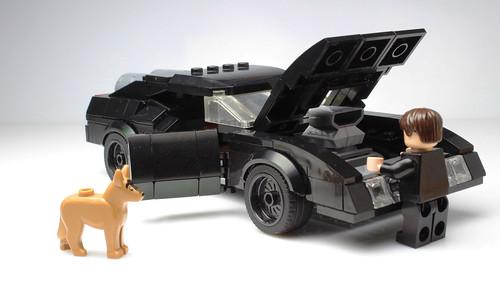 Lego Mad Max 2 Interceptor