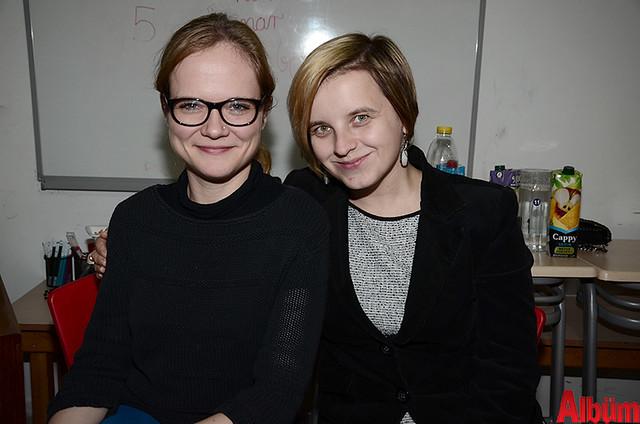 Malgorzata Winecka, Anna Maria Bielecka