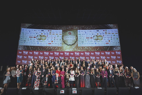 Top Employers Spain Certification Dinner 2018