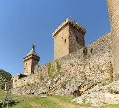 Foix (Occitania, Francia)