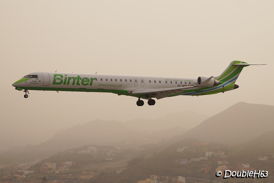 EC-MOX CRJ1000 Binter TFN