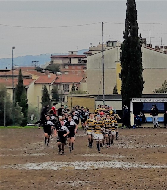 UNDER 16 - Stagione 2017/18 - Cavalieri Prato Sesto vs RPFC (Foto Ruaro)