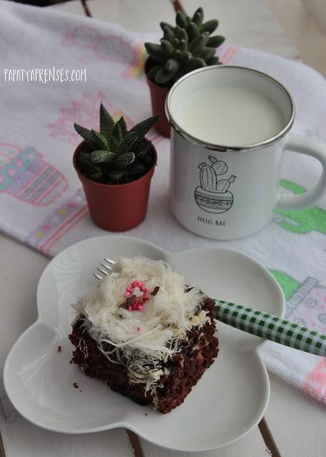 çikolatalı kek 030