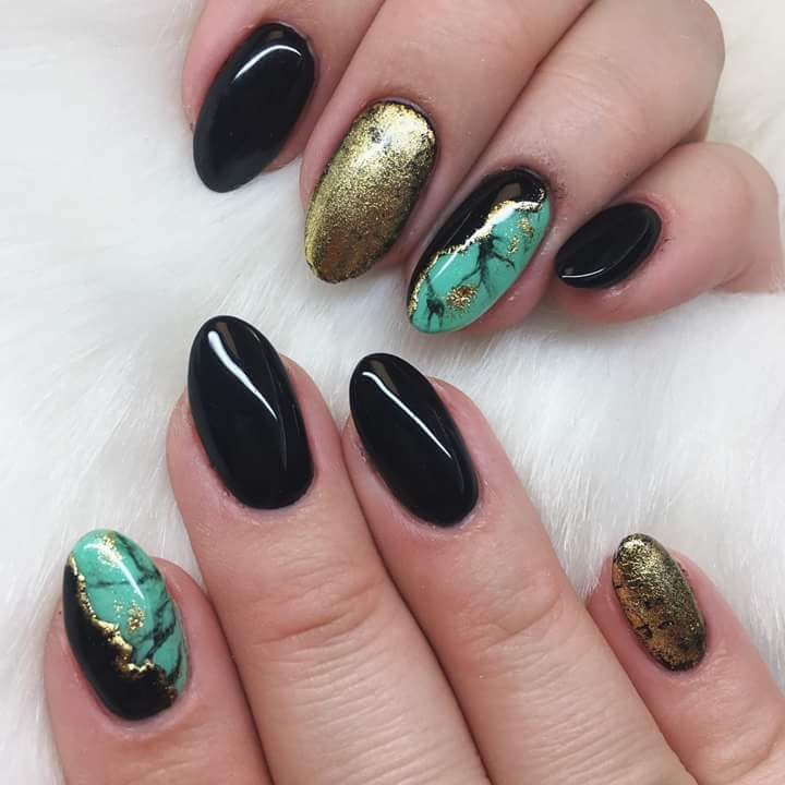 Top 90 Lovely Prom Nail Art Designs For 2018 Styles Art