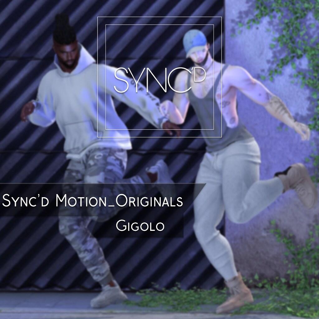 Sync'D Motion__Originals - Gigolo