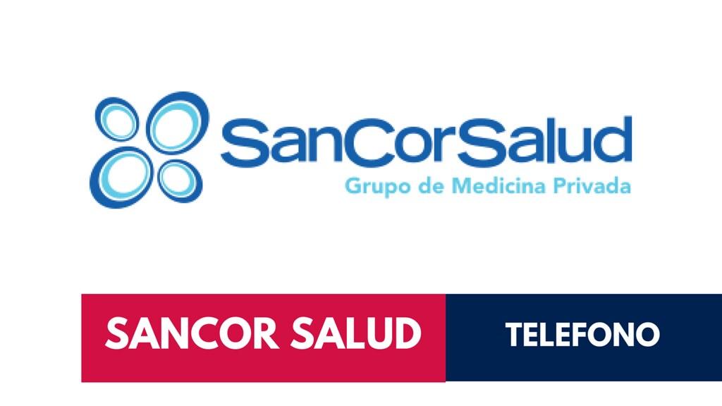 telefono Sancor Salud
