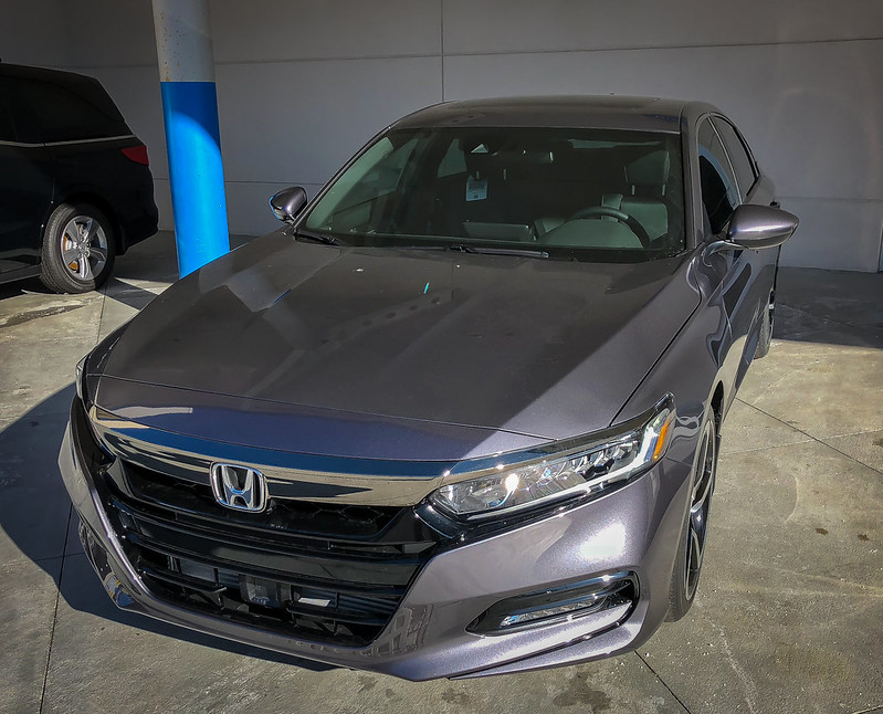 Accord Sport 2.0T 10AT Modern Steel Metallic - Drive Accord Honda Forums