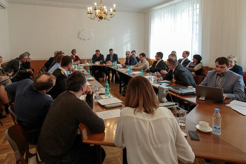 2018.02.07. Diskusija par koka ēku būvniecību Latvijā