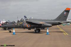E35 705-MA - E35 - French Air Force - Dassault-Dornier Alpha Jet E - RIAT 2016 Fairford - Steven Gray - IMG_9848