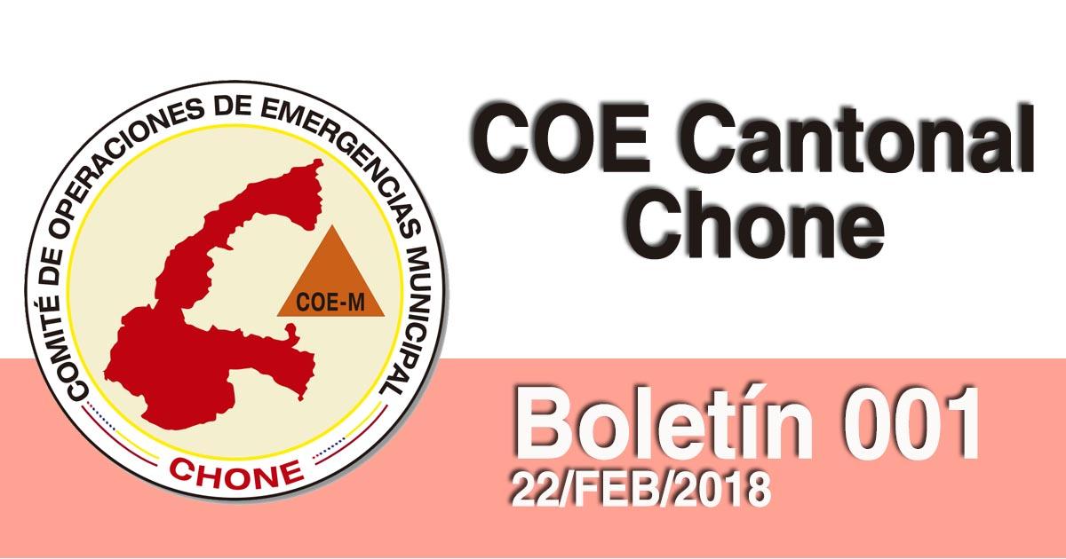 Boletín 001 22-FEB-2017