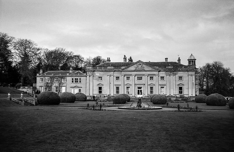 FILM - Wortley Hall