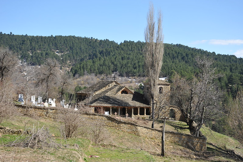 Post-Byzantine Churches in Voskopoja and Vithkuqi, ALBANIA