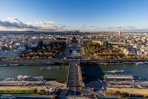 Paris desde la Tour Eiffel