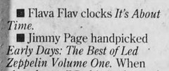 Flava Flav / Flavor Flav