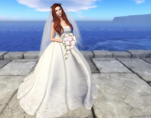 Sascha's - Wedding gown, Bliss