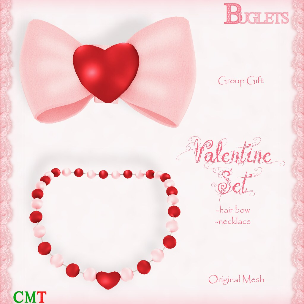 Valentine Set GG AD - TeleportHub.com Live!