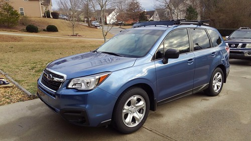 New 2018 2 5i With Manual Subaru Forester Owners Forum