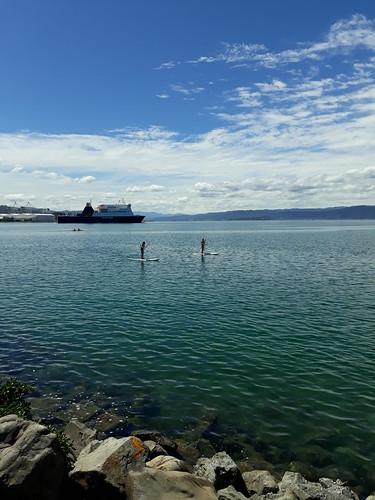 <p>Admiring the various ways of enjoying the harbour<br /> <br /> 118 Photos Challenge: 33. Watercraft</p>