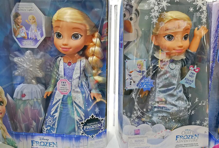 台中逢甲 迪士尼專賣 冰雪奇緣11