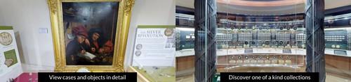 ANA Museum virtual tour2