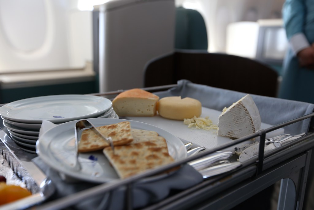 Korean Air A380 First Class 53