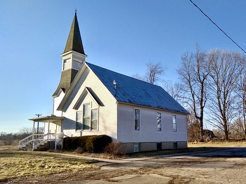 Country Church Building