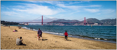 Golden Gate beach