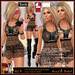 ALB LOLITA outfit lace leather - SLink Maitreya Belleza Tonic