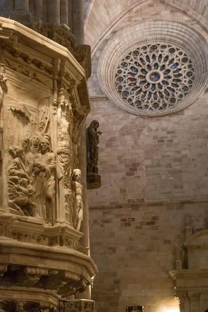 Siquenza Cathedral, Castile La Mancha, Spain