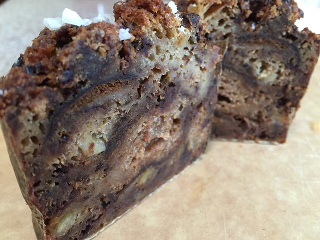 Panettone Bread Pudding
