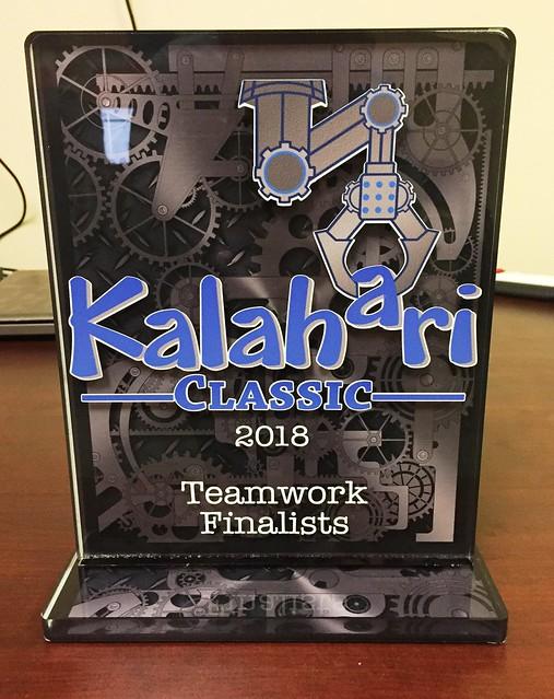 Robotics Tournament 1/19