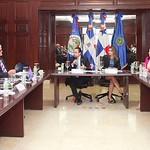 Reunión Troika PPT SICA - República Dominicana