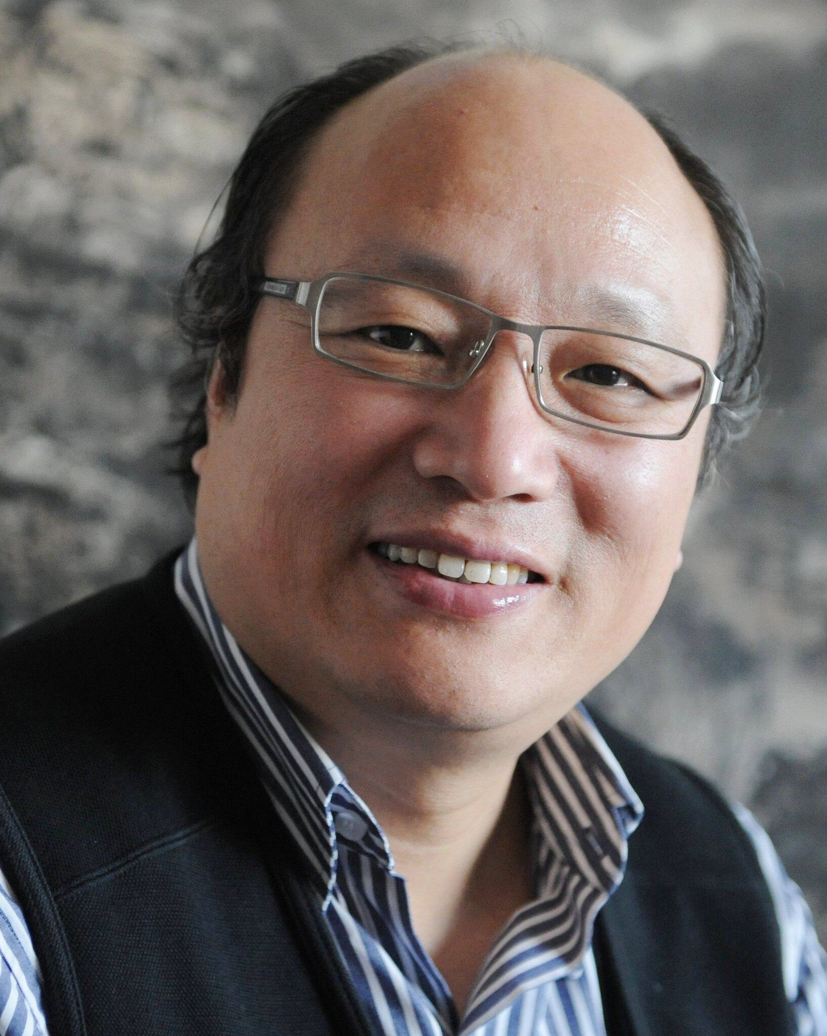 Jianguo Ma, Xinhua News Agency - UNCA Second Vice President 2019